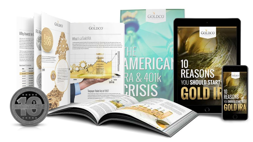 Goldco - a Top Rated Gold IRA Company. Specializes in Precious Metals IRAs, Gold IRA