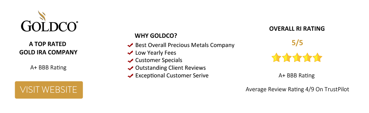 Goldco Review 2020 - The Best Gold IRA Company? A Top Rated Gold IRA Company