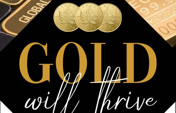 Gold Will Thrive After COVID-19 - How To Invest Gold