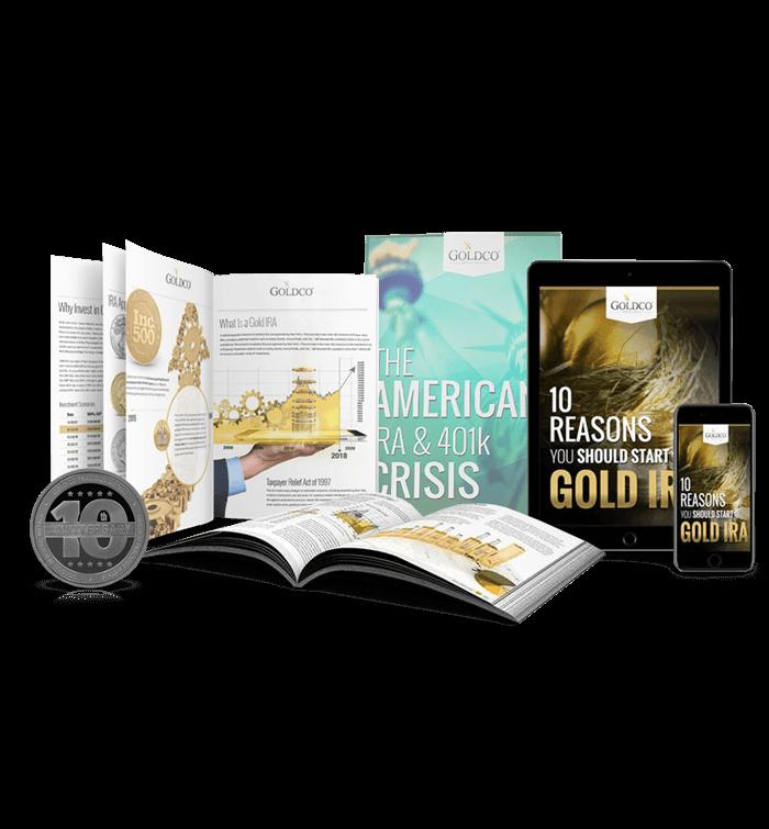Free gold investing kit