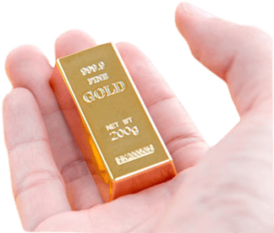 The best way to invest in gold is by owning physical gold