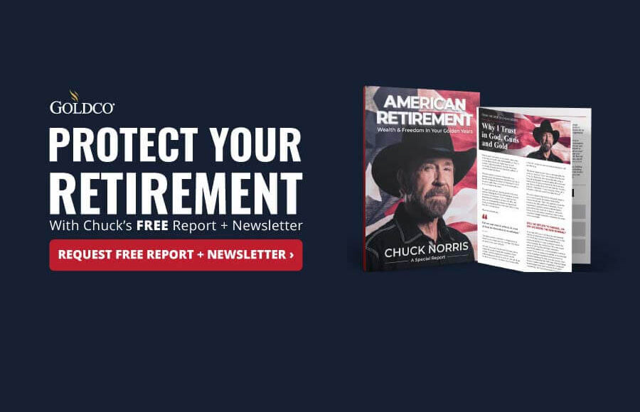 """Chuck Norris Alarming Report: """"Your Retirement Savings Are Under Attack"""""""