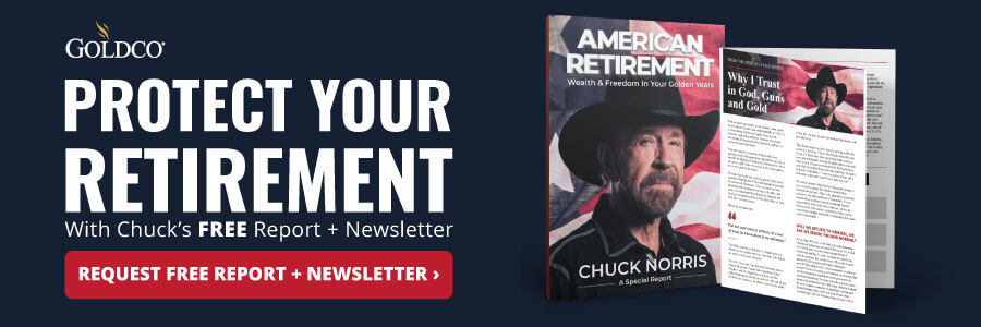 Chuck Norris Protect Your Retirement