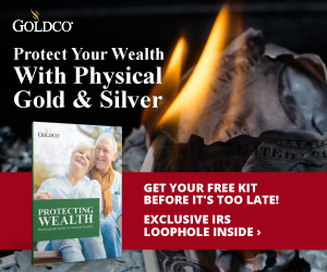 Protect your wealth with an exclusive IRS tax loophole